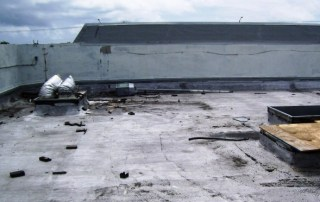 Common Flat Roofing Errors