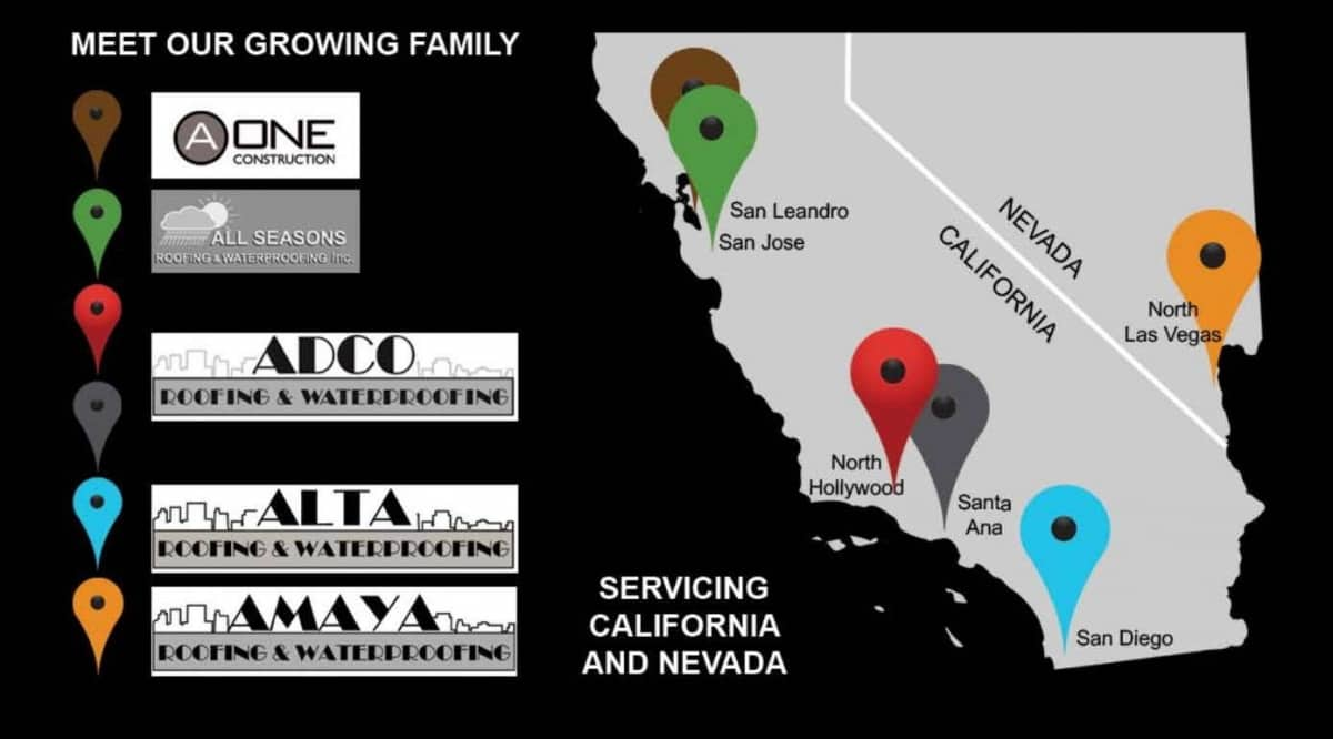 Growing Commercial Roofing Family