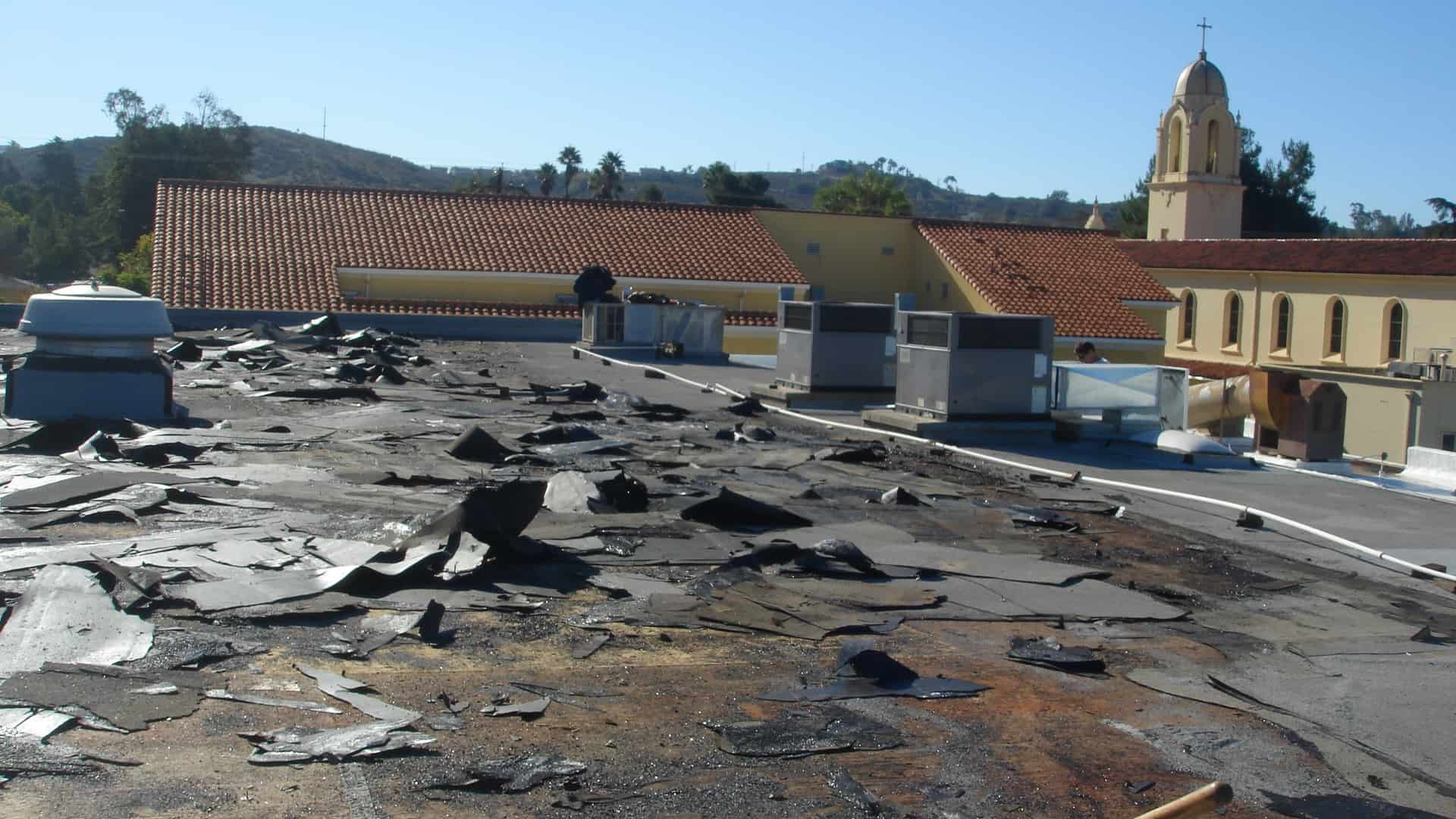 roofs condition can affect property insurance coverage