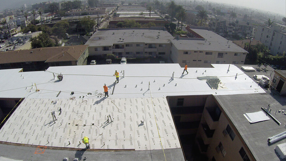 HOA Multi Family Roofing In El Cajon CA