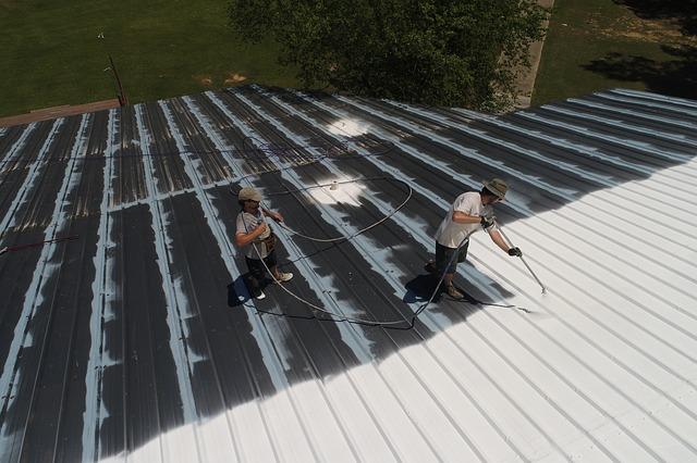 industrial roofing in mira mesa (Alta)