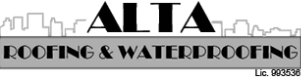 Alta Roofing Logo