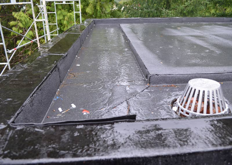 How To Set Up The Perfect Drainage System On A Flat Roof