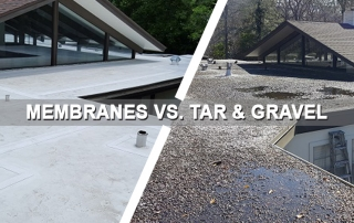 roofing-Membranes Are Better Than Tar And Gravel