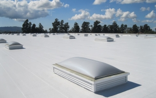 The 4 benefits of reflective roof coating
