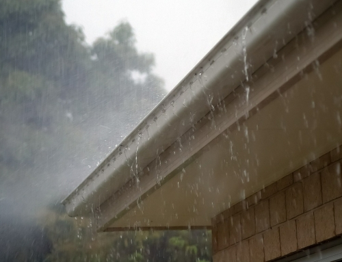 Get Your Commercial Roof Ready For The Rain
