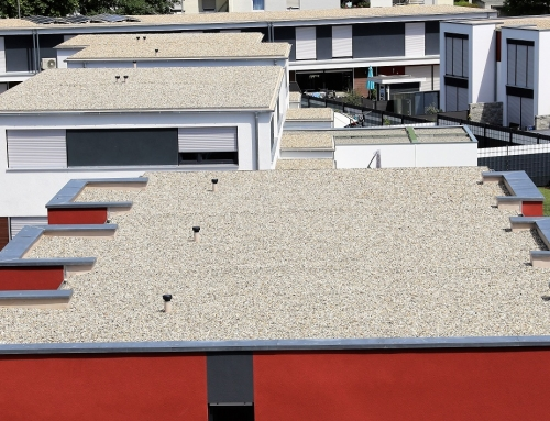 Effective Ways To Cool Your Flat Roof