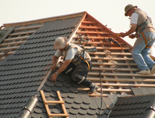 Staying Safe During Roof Repair