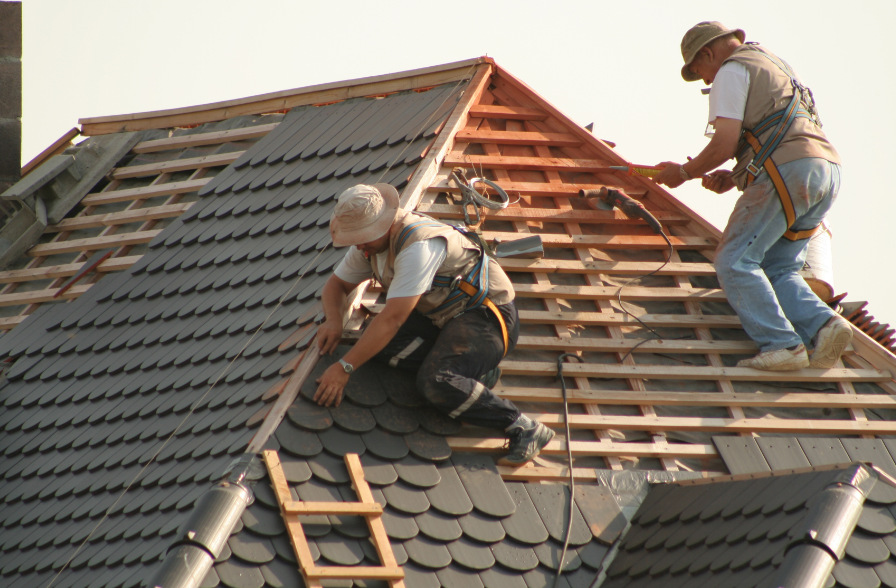 (Alta Roofing Inc.) Staying Safe During Roof Repair