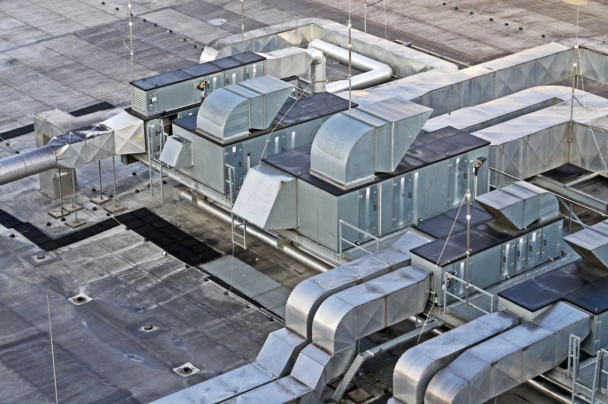 (Alta Roofing) Air Conditioners Rooftop vs. Side Yard Units