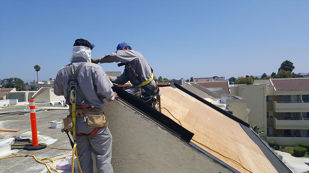 (Alta) Industrial Roofing in Escondido, CA