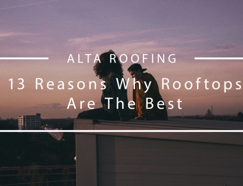 13 Reasons Why Rooftops Are The Best