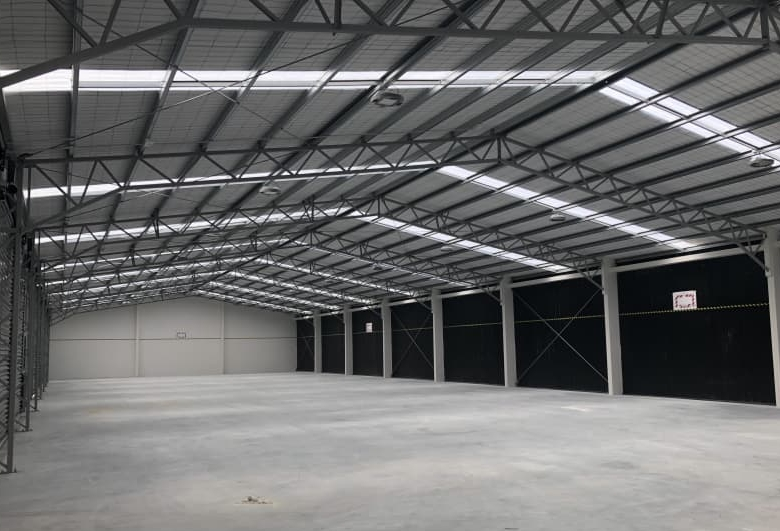 Warehouse roofing types