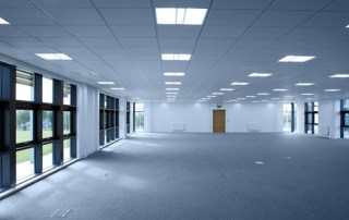 How to maintain your building when it is empty