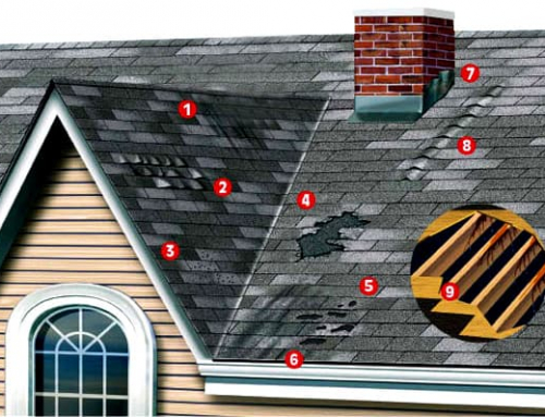 What To Look For In The Roof When You're Buying A Home?