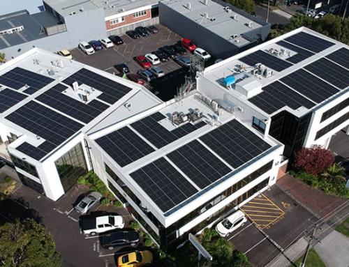 CA Solar Mandate For New Commercial Buildings Starting 2023