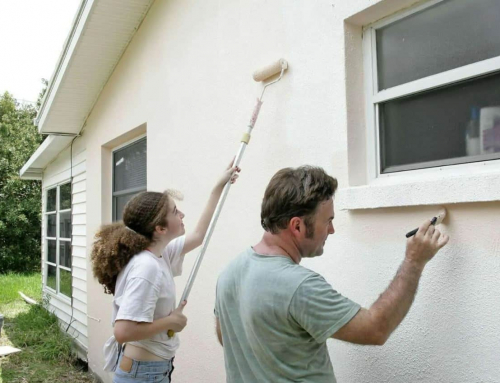 Exterior Paint Can Increase Your Home Value